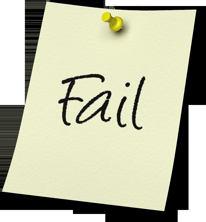 Fail_Postit