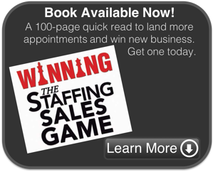 Book - Winning the Staffing Sales Game