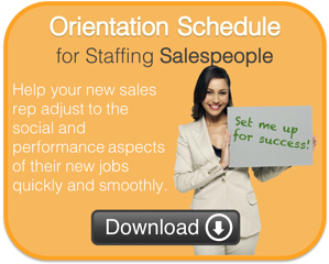 Tool - Orientation Schedule Sales CTA